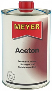 Aceton Dose1, 0 ltr.