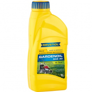 Ravenol 4 Takt Gardenoil HD 30 Rasenmäheröl mineralisches 1L