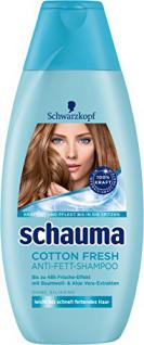 Schauma Cotton Fresh Shampoo, 400 ml - Vorschau