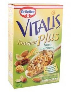 Dr. Oetker Vitalis Knusper Plus Nuss Mischung