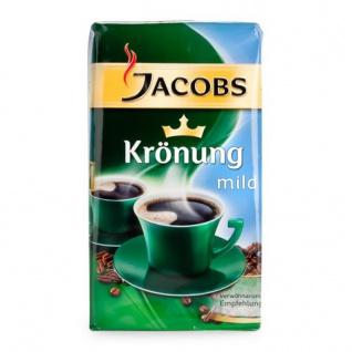 Jacobs Krönung mild gemahlener Röstkaffee, 500 g