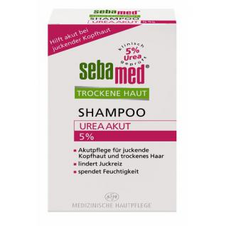 Sebamed Trockene Haut 5% Urea akut Shampoo, 200 ml - Vorschau