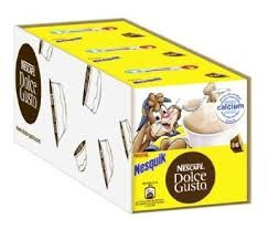 NESCAFÉ Dolce Gusto Nesquik Trinkschokolade 16 Aromaversiegelte Kapseln