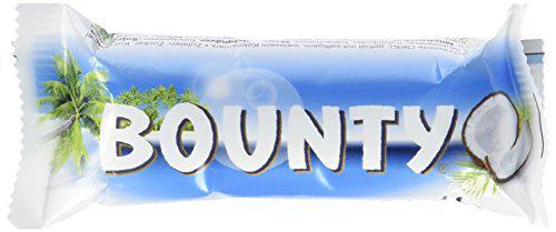 Bounty Minis, 1 Packung mit 150 Riegeln (1 x 4, 275 kg)