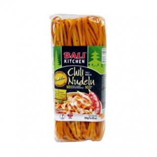 Chili Nudeln - 3-4 Portionen - Bali Kitchen 200g