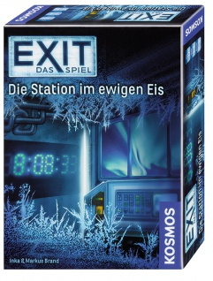Spiel EXIT Station Ewiges Eis