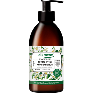 Alkmene Aroma Vital Körperlotion Neroli normale Haut 250ml 2er Pack
