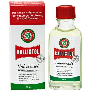 Ballistol Öl Universalöl in der Flasche altbewährt und unerreicht 50ml