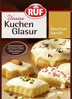 Ruf Kuchenglasur Vanille, 6er Pack (6 x 100 g)
