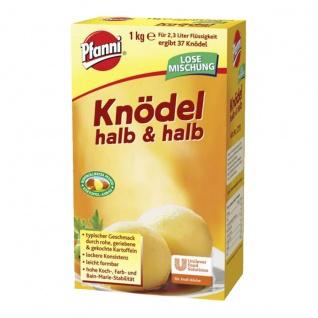 Pfanni Knödel halb und halb typischer Geschmack leicht formbar 1000g
