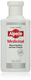 Alpecin Medicinal Silver Tonikum, 200 ml