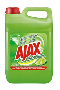 AJAX Allzweckreiniger Citrofrisch, 1er Pack (1 x 5 l)