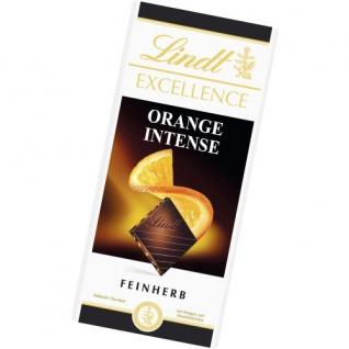 Lindt & Sprüngli Excellence Orange Intense 100g