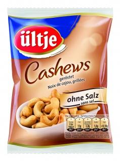 Ültje Cashewkerne ölgeröstet ohne Salz 150g 3er Pack
