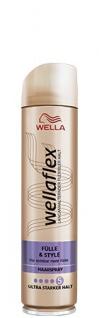 wellaflex Fülle & Style ULTRA STARKER HALT natürliche flexible Stylings 250ml