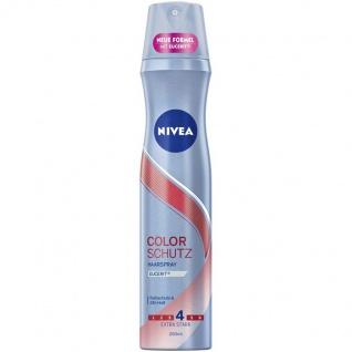 Nivea Haarspray Color Schutz 24h intensiver Halt für gefärbtes Haar 250ml
