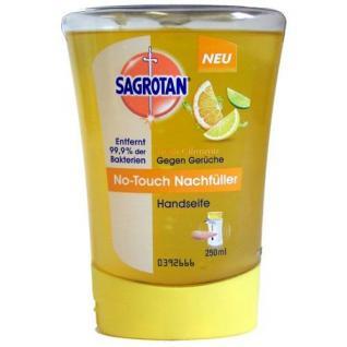 Sagrotan No-Touch Nachfüllpack Zitrone 250 ml - Vorschau