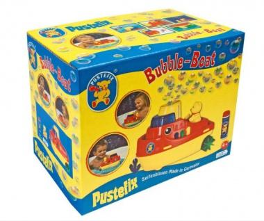 Pustefix 420869780 - Bubble-Dampfer