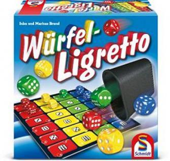 Schmidt Spiele WürfelLigretto