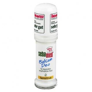 SEBAMED Deo Balsam sensitiv, 50 ml