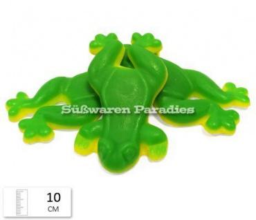 Fruchtgummi Roypas XXL Giant Frogs glatt Riesen Frosch 1000g