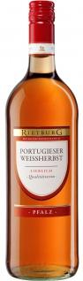 Rietburg Portugiesischer Weißherbst lieblich dezenter Duft 1000ml