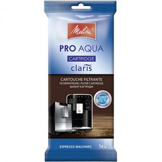 PRO AQUA Filterpatrone für Kaffeevollautomaten von Melitta 1 Stück