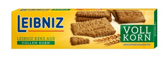 Leibniz Vollkorn Butterkeks Leibniz Keks aus vollem Korn 200g