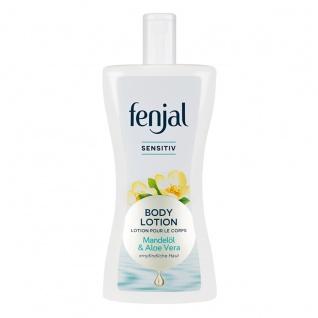 Fenjal Body Lotion Sensitiv mit Mandelöl und Aloe Vera 400ml