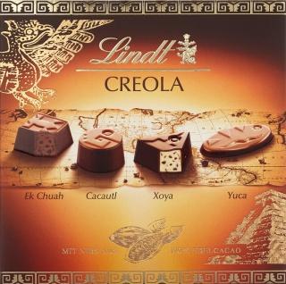 Lindt und Sprüngli Creola Pralinenmischung Edel Kakao 100g 2er Pack