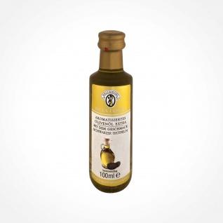 Natives Olivenöl extra mit dem Geschmack schwarzer Trüffeln 100 ml