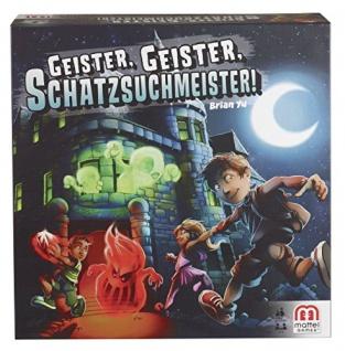 Mattel SPL Geister Geister Schatzsuchmeister Kinderspiel des Jahres 2014