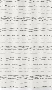 Duschvorhang Waves