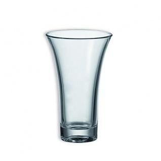 Montana - Fiori Grande Glasklare Vase 20cm rund ein Zeitloses Design