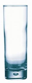 Longdrinkbecher DISCO Inhalt 0, 23 l Glas, kleines Glas, 6er