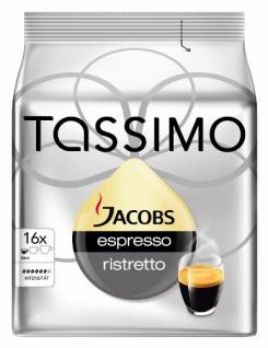 Tassimo Jacobs Espresso Ristretto 5er Pack