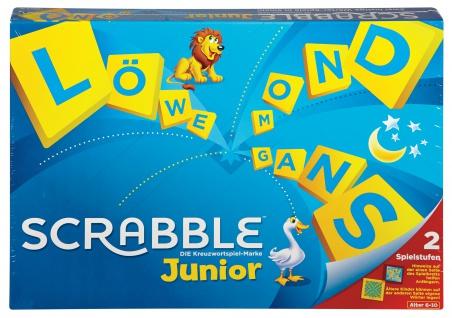 Mattel Junior Srcabble