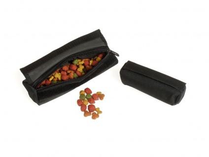 Snack Dummy zur Hundeerziehung und Training 220x70mm schwarz