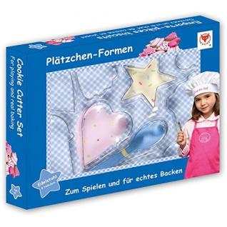 Fuchs Tinti Plätzchen Formen 9 Teile Haushaltsspielwaren