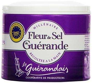 Le Guerandais Fleur de Sel 2x 250g
