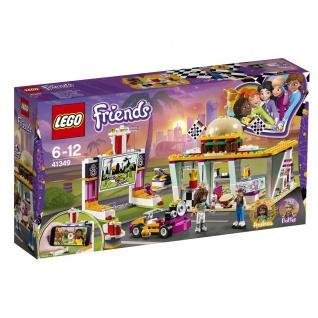 Lego Friends 41349 Burgerladen Siehe dir den neusten Film an