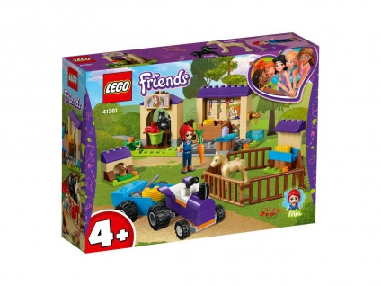 Lego Friends 41361 Mias Fohlenstall für Kinder ab 4 Jahren
