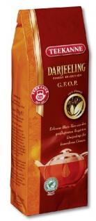 Teekanne Darjeeling Finest Selection Schwarztee Loser Tee 250 g