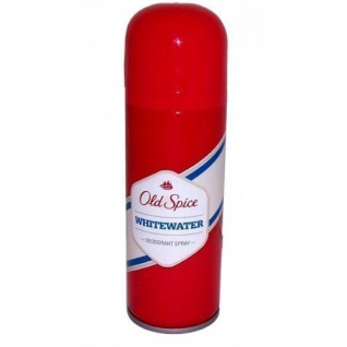 Old Spice Deodorant Bodyspray Whitewater aquatisch frischer Duft 150 ml 2er Pack