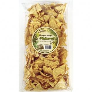 Palapa Tortilla Chips natur, gesalzen , 4er Pack (4x 450 g Beutel)