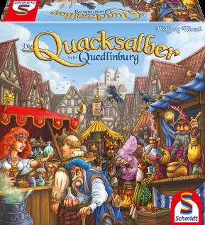 Spiel Quacksalber von Quedlin