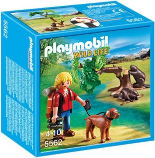 PLAYMOBIL 5562 - Biberbaum mit Naturforscher - Vorschau