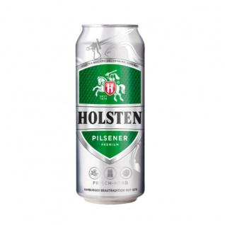 Holsten Pilsener Premium nach Hamburger Brautradition EW Dose 500ml
