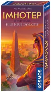 Imhotep - Erweiterung