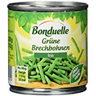 Bonduelle Grüne Brechbohnen fein für kalte und warme Speisen 200g